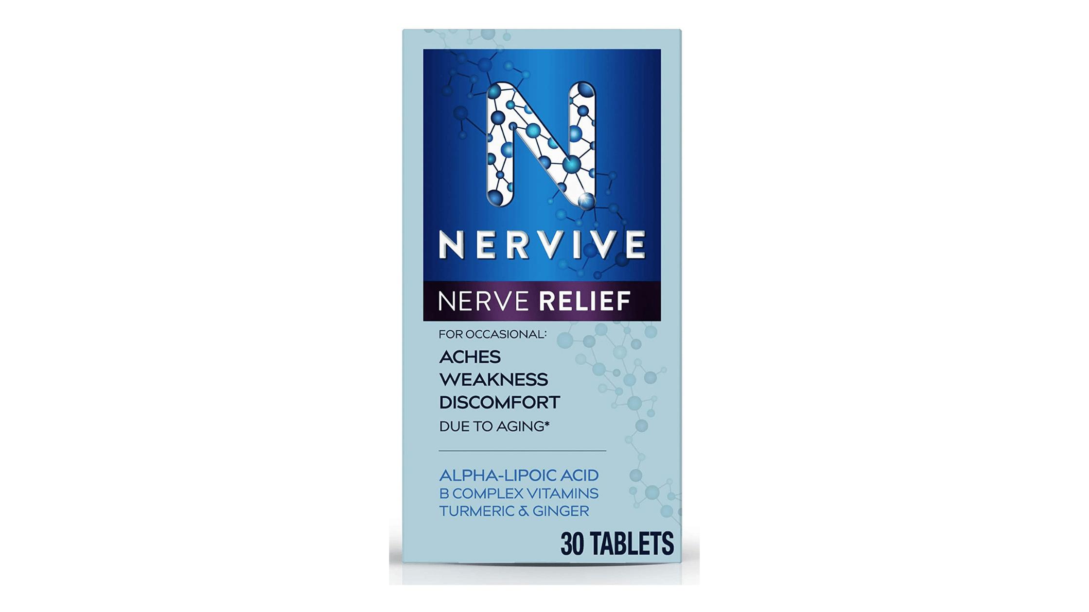 Nervive Nerve Relief Reviews